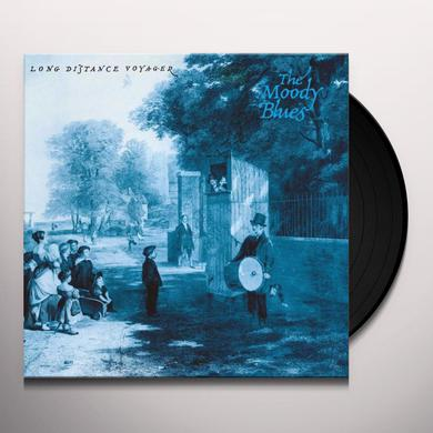 The Moody Blues LONG DISTANCE VOYAGER Vinyl Record