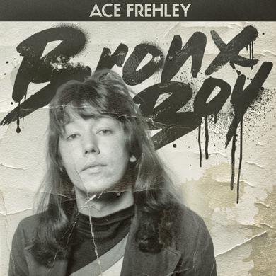 Ace Frehley BRONX BOY Vinyl Record