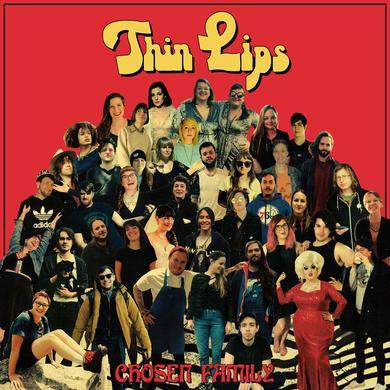 THIN LIPS CHOSEN FAMILY Vinyl Record