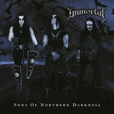 Immortal SONS OF NORTHERN DARKNESS Vinyl Record