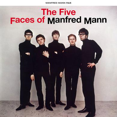 THE FIVE FACES OF MANFRED MANN Vinyl Record