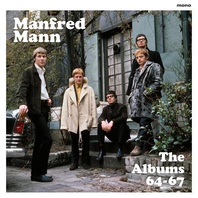 Manfred Mann THE ALBUMS'64-'67 (MONO RECORDINGS) Vinyl Record