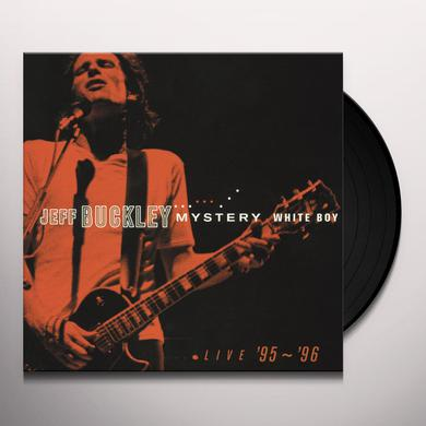 Jeff Buckley MYSTERY WHITE BOY Vinyl Record
