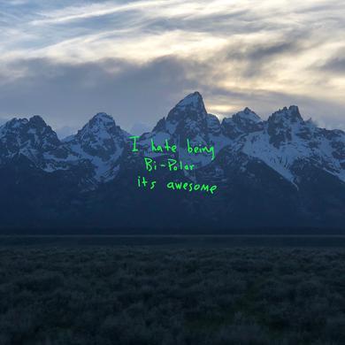 Kanye West YE Vinyl Record