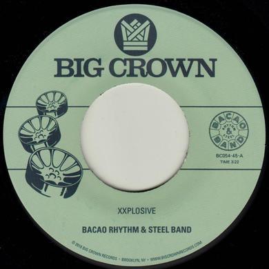 Bacao Rhythm & Steel Band XXPLOSIVE / BURN Vinyl Record