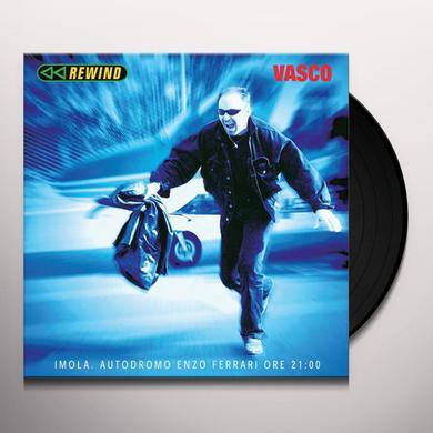 Vasco Rossi REWIND Vinyl Record