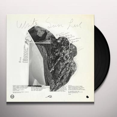 Jfdr WHITE SUN LIVE PART I: STRINGS Vinyl Record