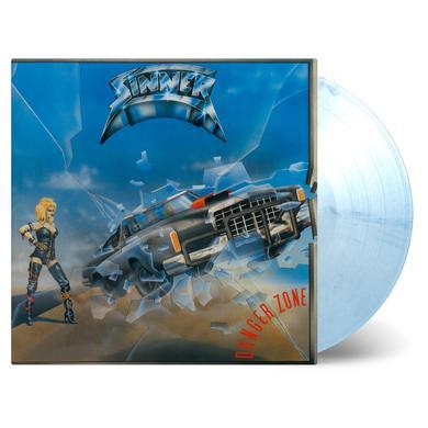 Sinner DANGER ZONE Vinyl Record