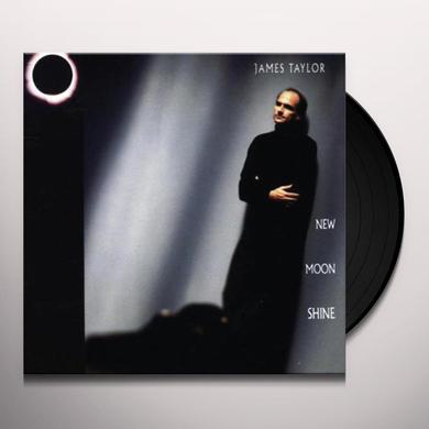 James Taylor NEW MOON SHINE Vinyl Record