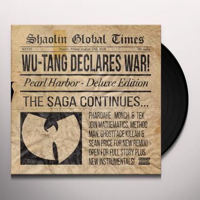 Wu-Tang Clan PEARL HARBOR Vinyl Record