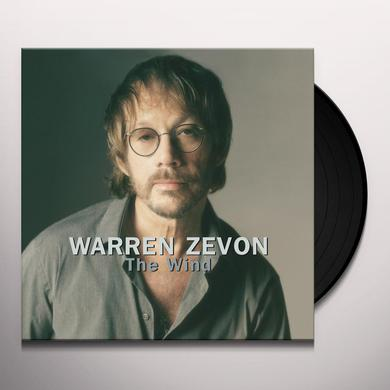 Warren Zevon WIND Vinyl Record