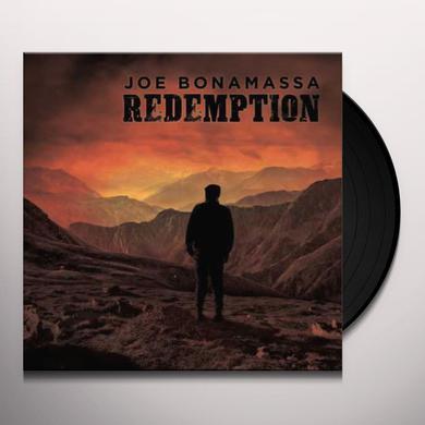 Joe Bonamassa REDEMPTION Vinyl Record