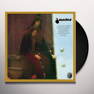 TRACTOR Vinyl Record