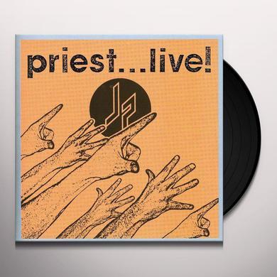 Judas Priest PRIEST LIVE Vinyl Record