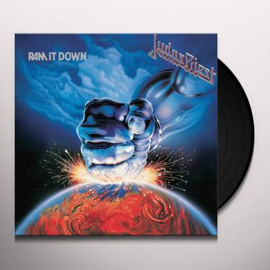 Judas Priest RAM IT DOWN Vinyl Record