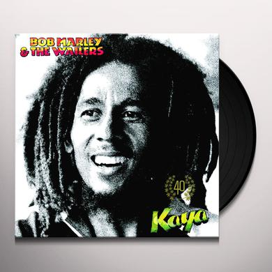 Bob Marley KAYA 40 Vinyl Record