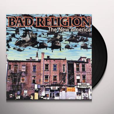 Bad Religion NEW AMERICA Vinyl Record