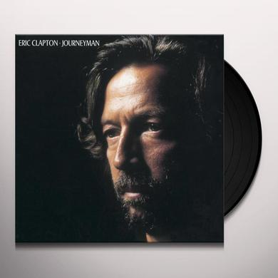 Eric Clapton JOURNEYMAN Vinyl Record