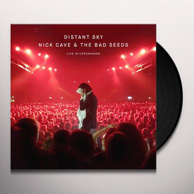 Nick Cave & The Bad Seeds DISTANT SKY (LIVE IN COPENHAGEN) Vinyl Record
