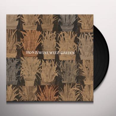 Iron & Wine WEED GARDEN Vinyl Record