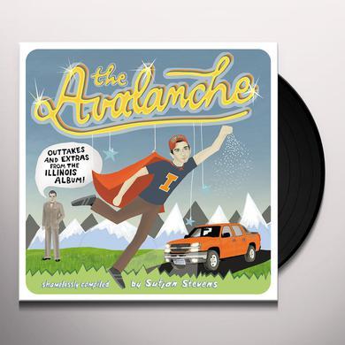 Sufjan Stevens AVALANCHE Vinyl Record