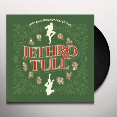 Jethro Tull 50TH ANNIVERSARY COLLECTION Vinyl Record