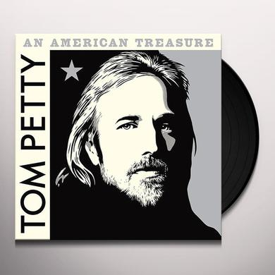 Tom Petty and the Heartbreakers AN AMERICAN TREASURE Vinyl Record