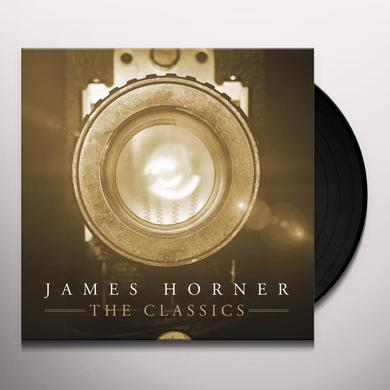 JAMES HORNER - THE CLASSICS Vinyl Record