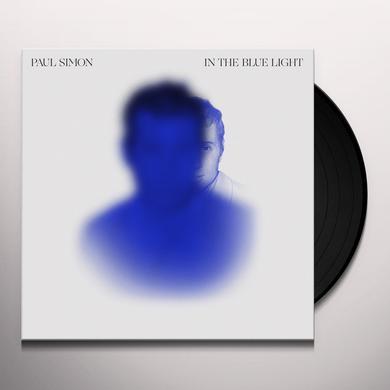 Paul Simon IN THE BLUE LIGHT Vinyl Record