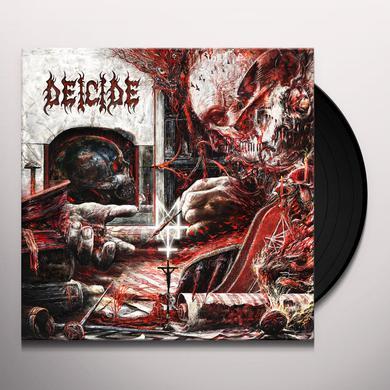 Deicide OVERTURES OF BLASPHEMY Vinyl Record
