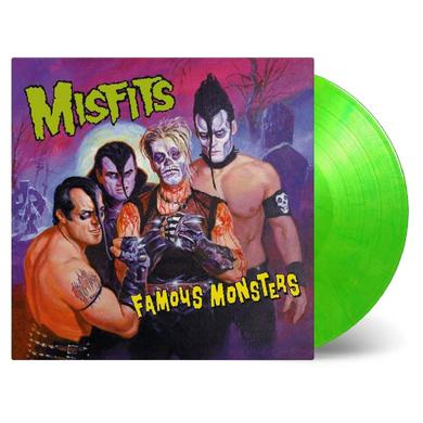 The Misfits FAMOUS MONSTERS Vinyl Record