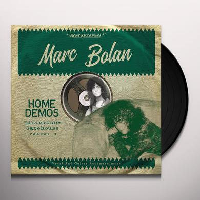 Marc Bolan MISFORTUNE GATEHOUSE : HOME DEMOS 4 Vinyl Record