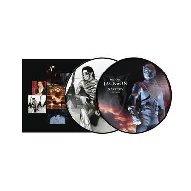 Michael Jackson HISTORY: CONTINUES Vinyl Record