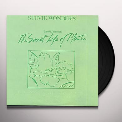Stevie Wonder JOURNEY THROUGH THE SECRET LIFE OF PLANTS Vinyl Record