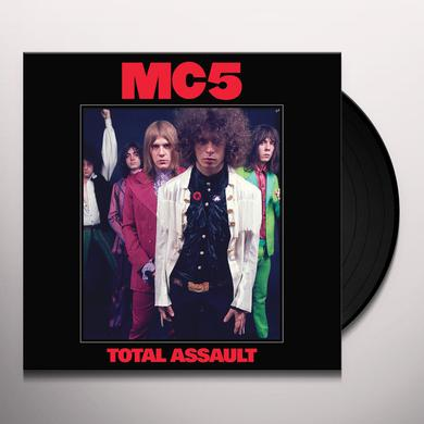 MC5 TOTAL ASSAULT: 50TH ANNIVERSARY COLLECTION Vinyl Record