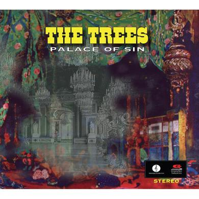Trees PALACE OF SIN Vinyl Record
