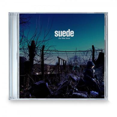 Suede BLUE HOUR Vinyl Record