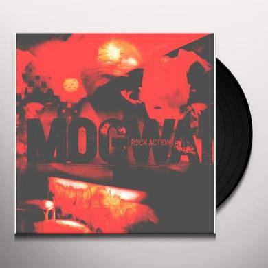 Mogwai ROCK ACTION Vinyl Record