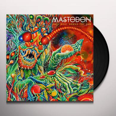 Mastodon ONCE MORE 'ROUND THE SUN Vinyl Record