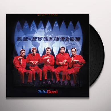 TOTAL DEVO Vinyl Record