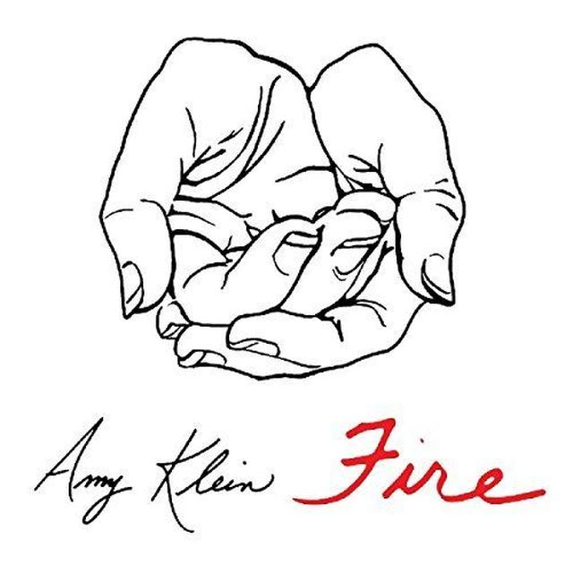 Amy Klein FIRE Vinyl Record - Digital Download Included