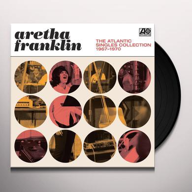 Aretha Franklin ATLANTIC SINGLES COLLECTION 1967-1970 Vinyl Record