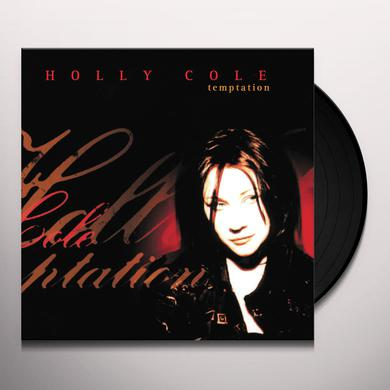Holly Cole TEMPTATION Vinyl Record