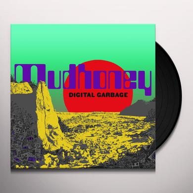 Mudhoney DIGITAL GARBAGE Vinyl Record