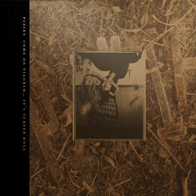 Pixies COME ON PILGRIM IT'S SURFER ROSA Vinyl Record