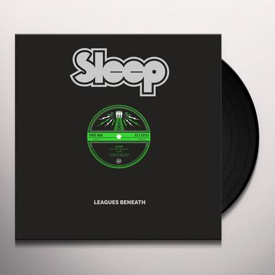 Sleep LEAGUES BENEATH Vinyl Record