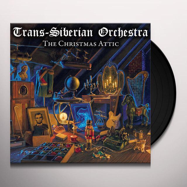 trans siberian orchestra christmas attic vinyl record - Christmas Attic