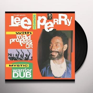 Lee Scratch Perry MYSTIC WARRIOR DUB Vinyl Record