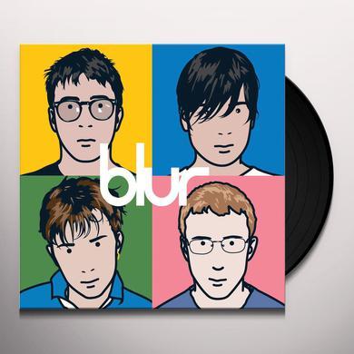 BLUR: THE BEST OF Vinyl Record