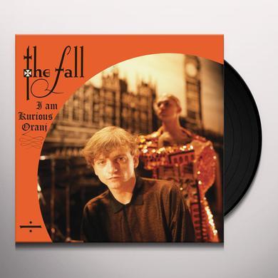 Fall I AM KURIOUS ORANJ Vinyl Record